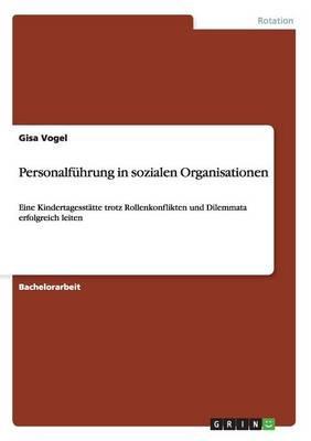 Personalführung in sozialen Organisationen