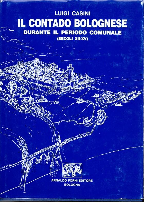 Il contado bolognese durante il periodo comunale