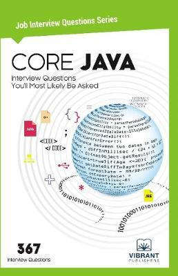 Core JAVA Interview ...
