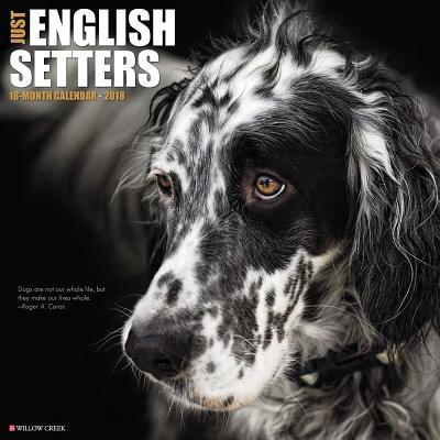 Just English Setters 2018 Calendar