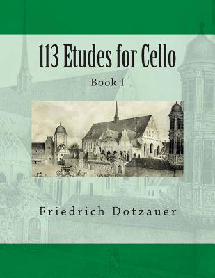 113 Etudes for Cello