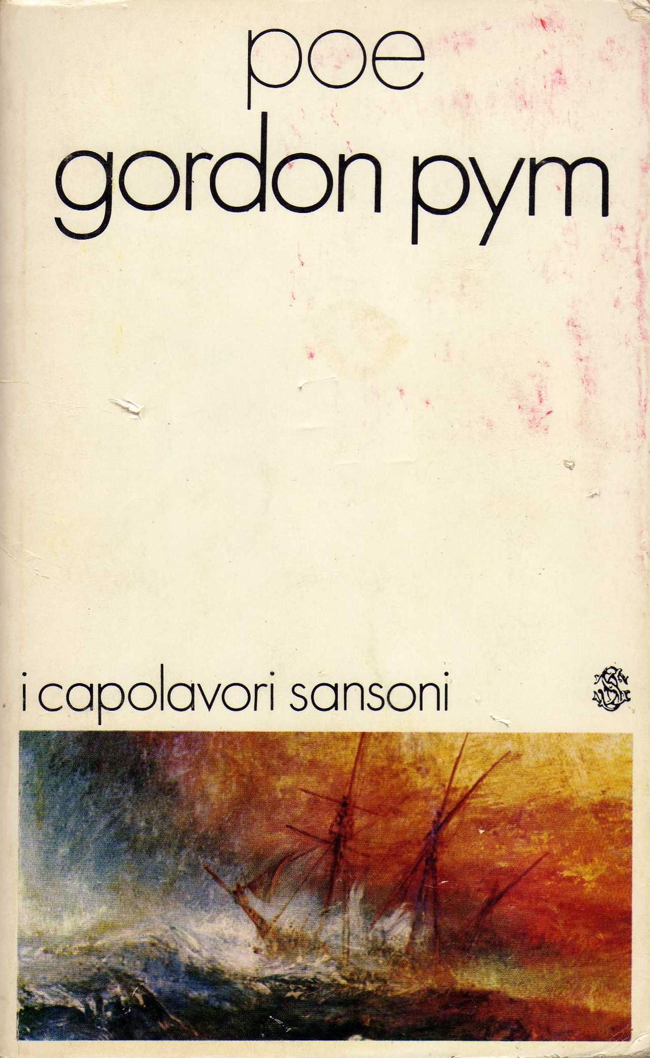 Gordon Pym - Racconti