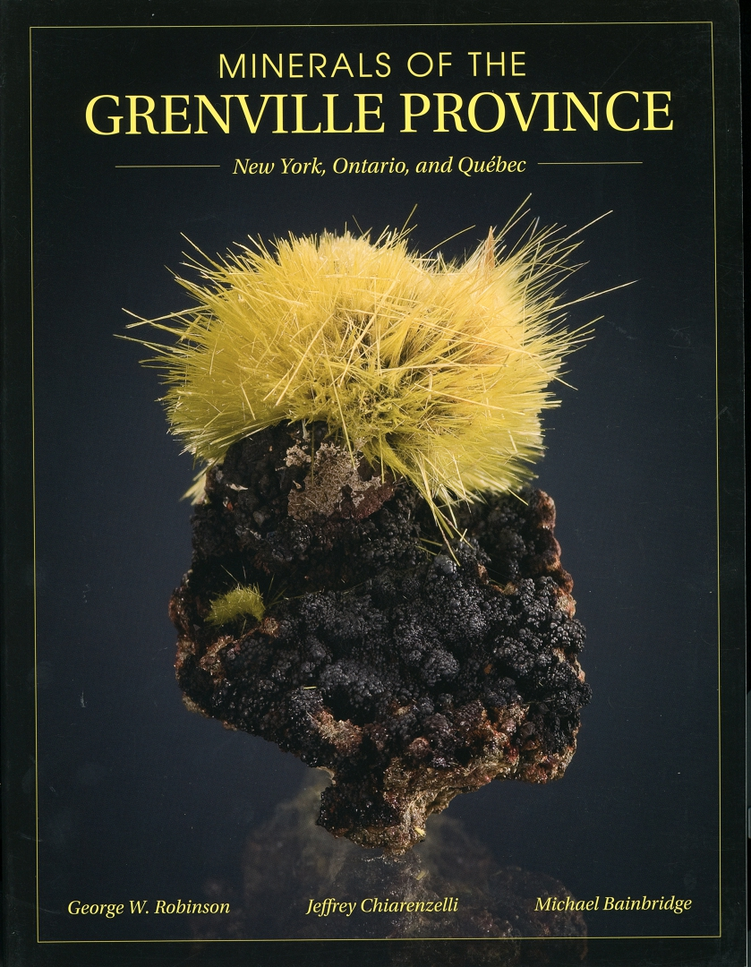 Minerals of the Grenville Province