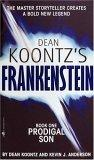 Frankenstein, Book 1