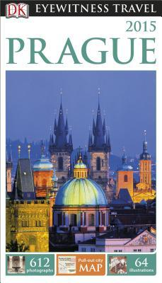 DK Eyewitness Travel Prague 2015