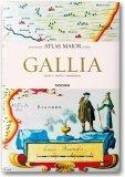 Joan Blaeu Atlas Maior 1665 Gallia