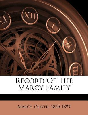 Record of the Marcy Family