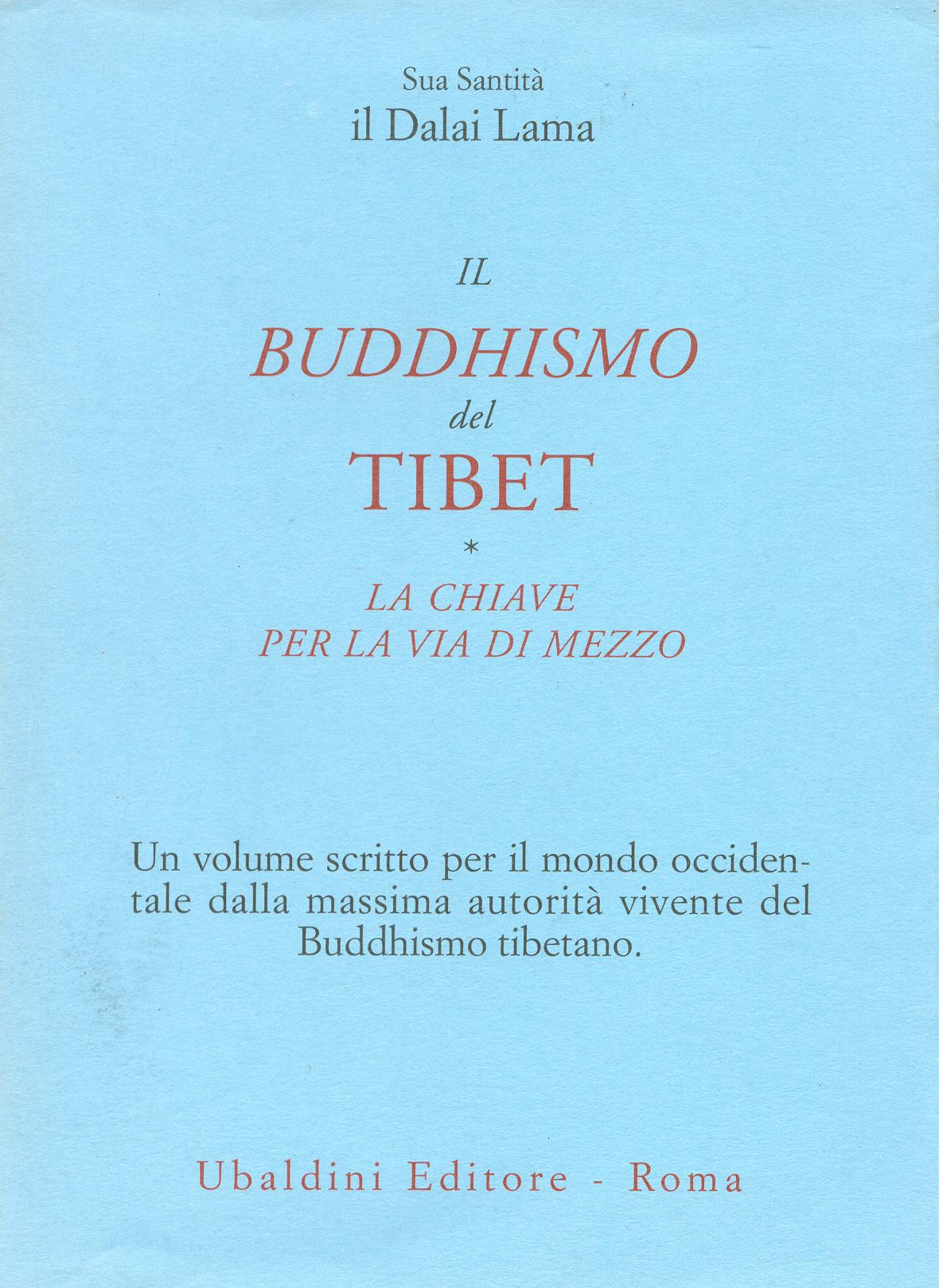 Il Buddhismo del Tibet