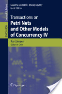 Transactions on Petri Nets and Other Models of Concurrency IV