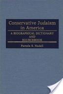 Conservative Judaism in America