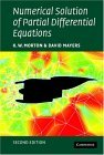 Numerical Solution of Partial Differential Equations