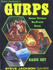 GURPS Basic Set [BOX SET]