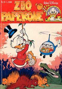 Zio Paperone n. 23