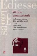Welfare transnazionale. La frontiera esterna delle politiche sociali