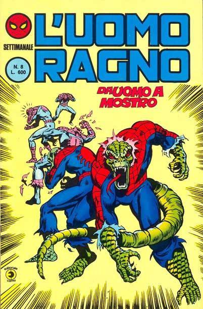 L'Uomo Ragno (2a serie) n. 8