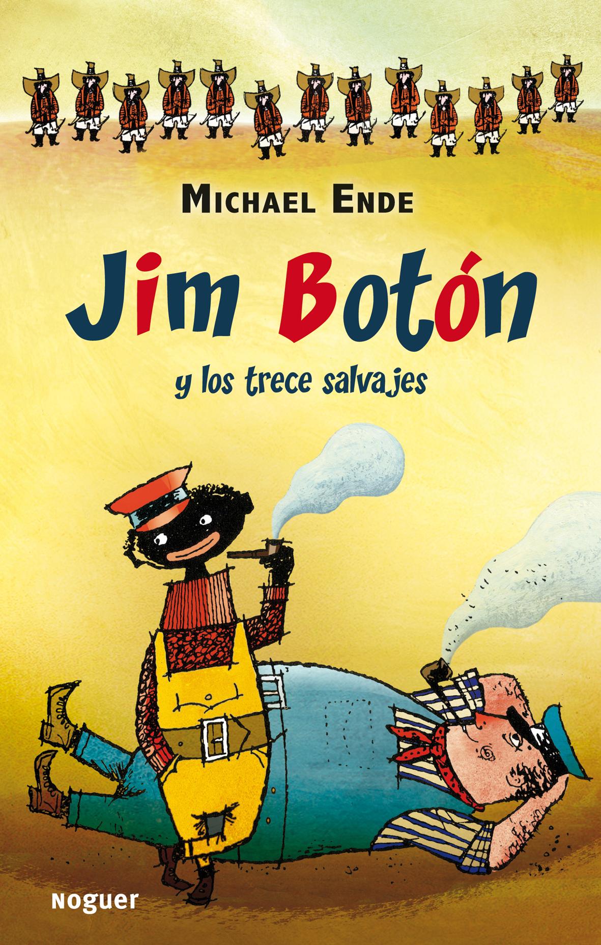 Jim Botón y los tre...