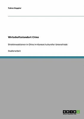 Wirtschaftsstandort China
