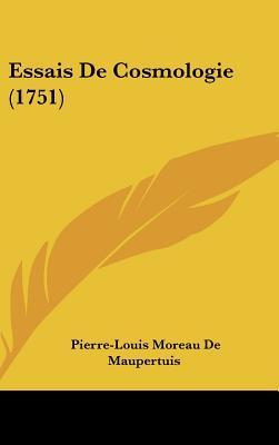 Essais de Cosmologie (1751)