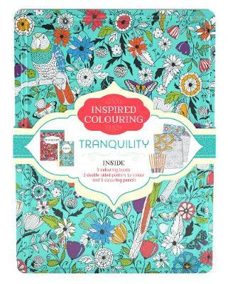Inspired Colouring Tranquility