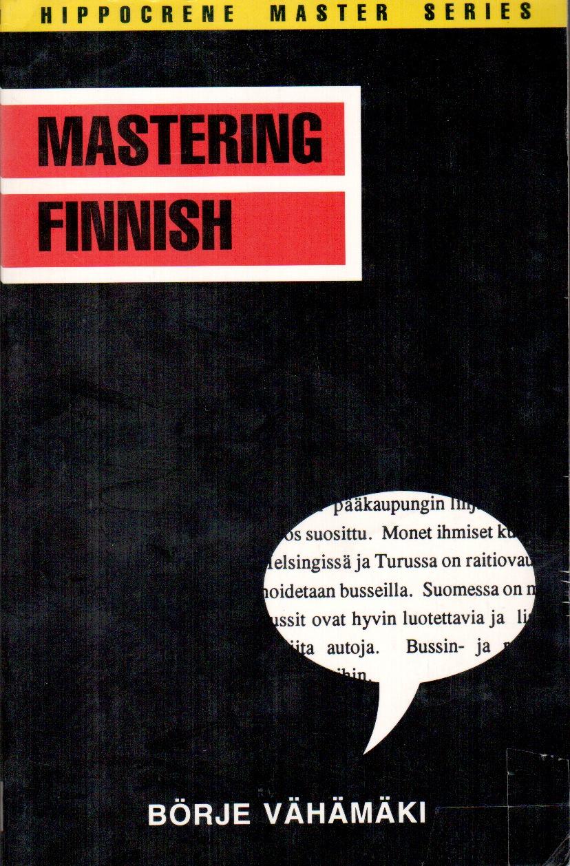 Mastering Finnish