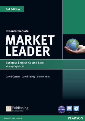 Market leader. Pre-intermediate. Coursebook. With access code. Per le Scuole superiori. Con DVD-ROM. Con espansione online