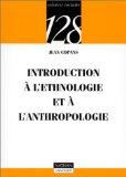 Introduction à l'ethnologie et à l'anthropologie