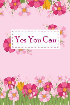 Yes You Can Notebook