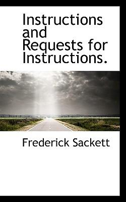 Instructions and Requests for Instructions