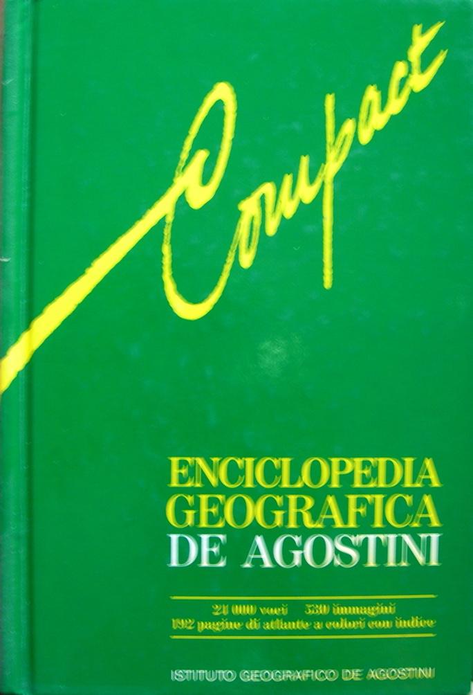 Enciclopedia Geografica DeAgostini