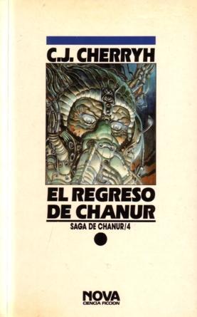 El regreso de Chanur