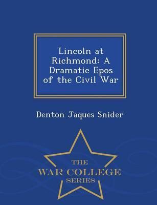Lincoln at Richmond