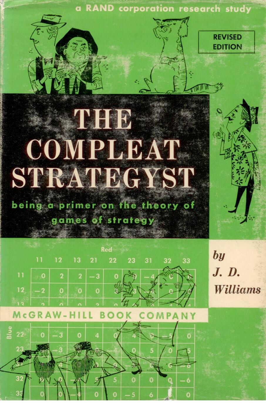 The Compleat Strategyst (Complete Strategist)