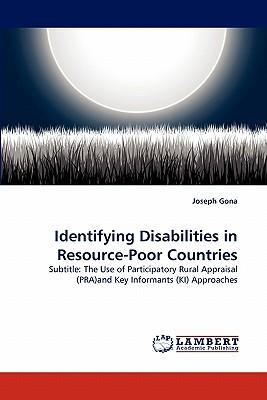 Identifying Disabilities in Resource-Poor Countries