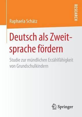 Deutsch Als Zweitsprache Fördern