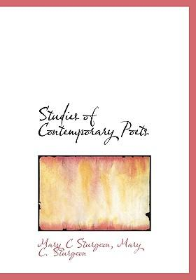 Studies of Contemporary Poets