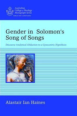 Gender in Solomon's Song of Songs