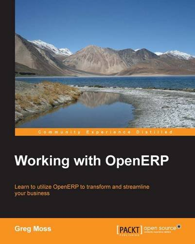 Working with OpenERP