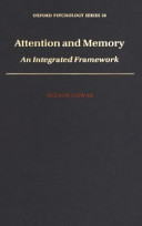Attention and Memory