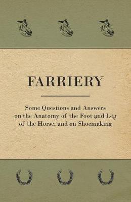 Farriery - Some Ques...