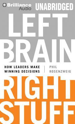 Left Brain, Right Stuff