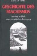 Geschichte des Faschismus