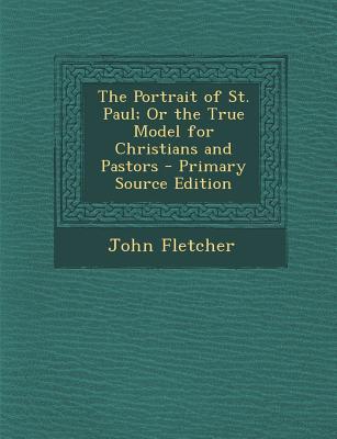 Portrait of St. Paul...