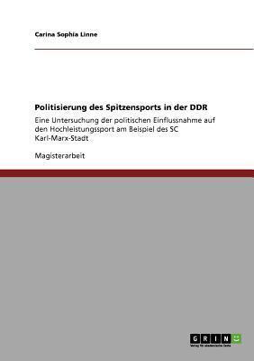 Politisierung des Spitzensports in der DDR