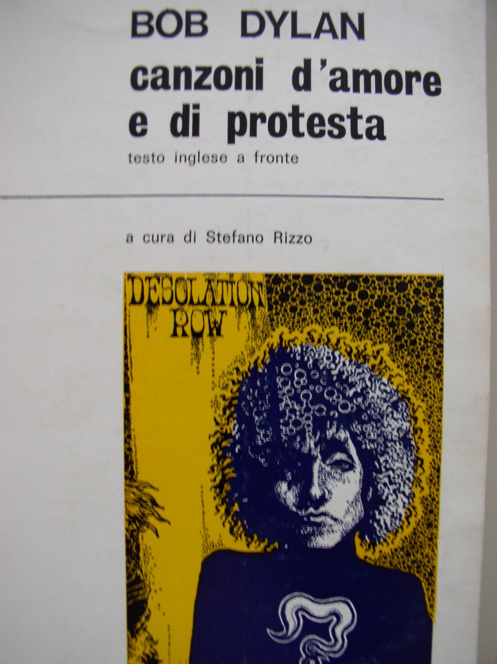 Canzoni d'amore e di protesta