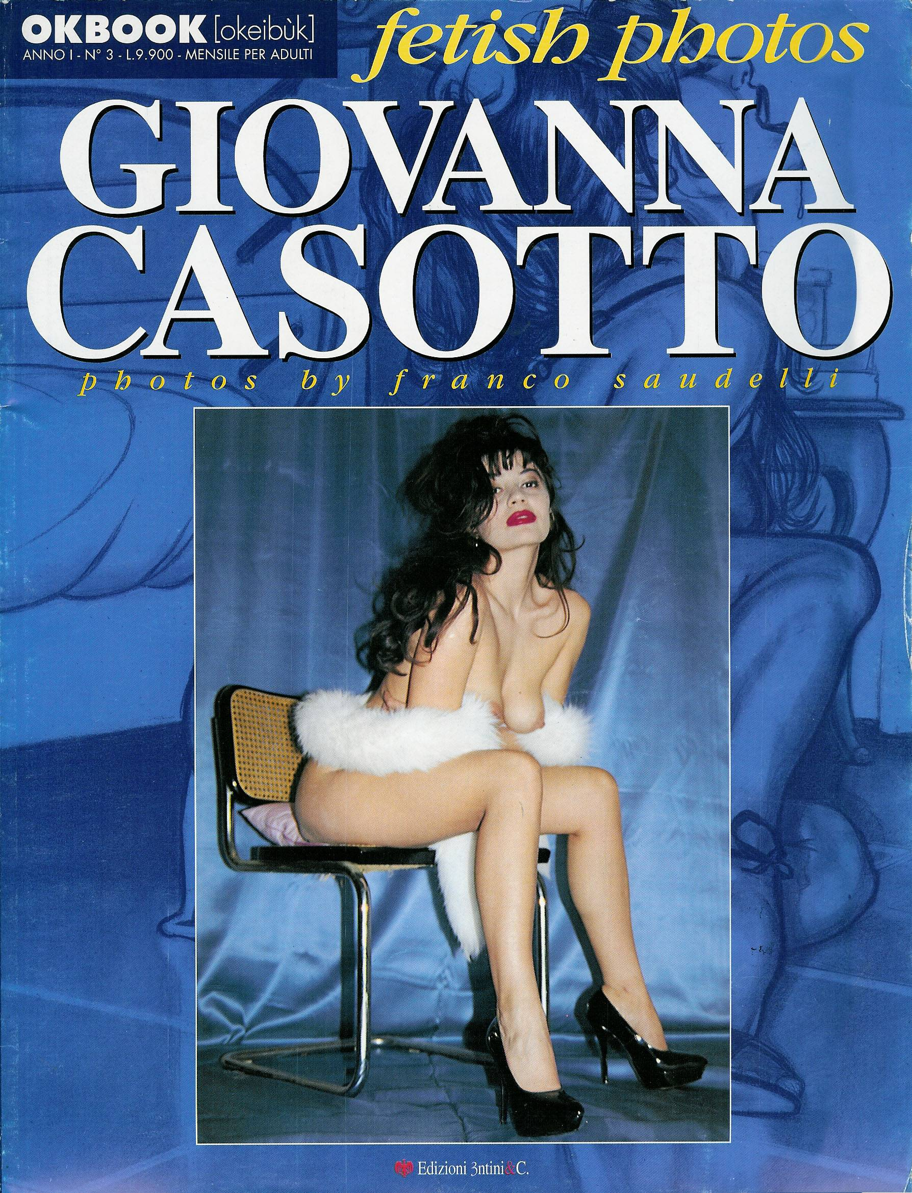 Giovanna Casotto: Fetish Photos