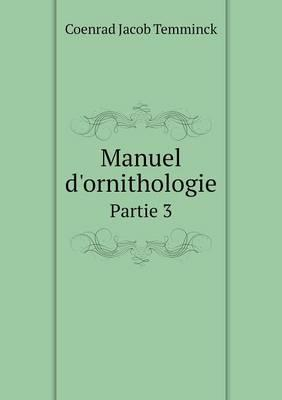 Manuel D'Ornithologie Partie 3