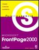 Frontpage 2000 subito e facile