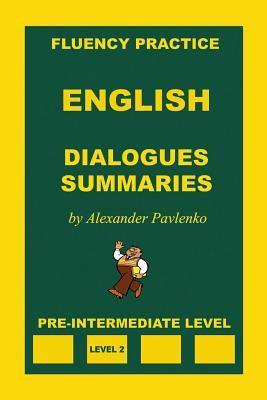 English, Dialogues a...