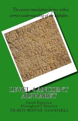 Greek Egyptian Hieroglyphic Matches