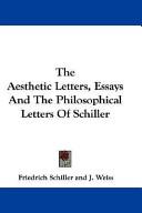 The Aesthetic Letter...